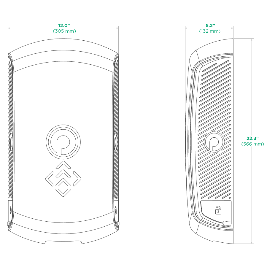 Control Panel Schematic
