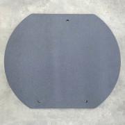 Concrete Shield - Top View