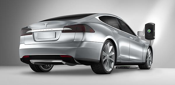 Plugless Model S