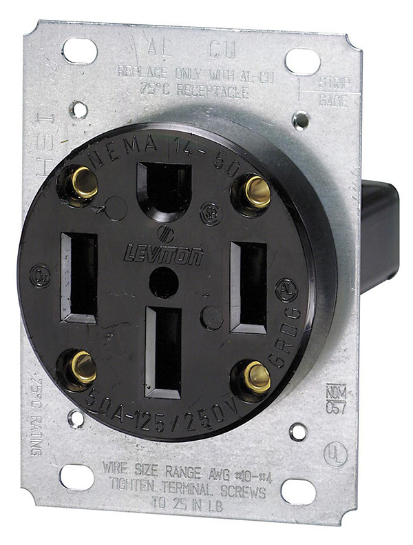 nema1450outlet electrical guide and requirements plugless nema 14-50 outlet wiring diagram at edmiracle.co