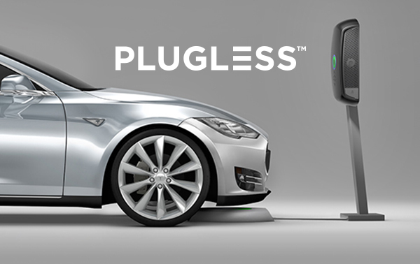 Electric Car Makers Have Big Plans for Wireless EV Charging