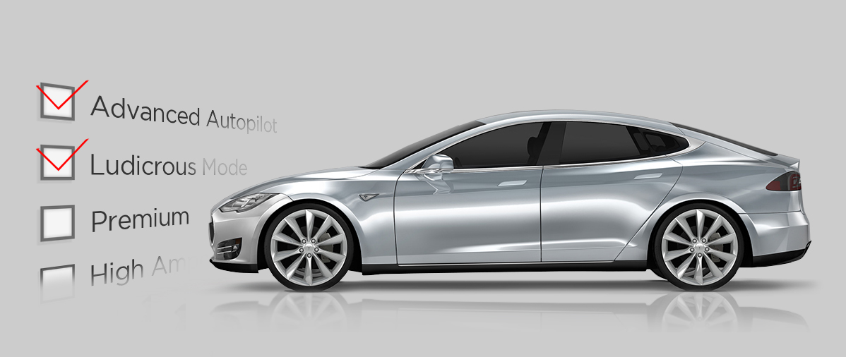 Tesla Model S Comes With An Impressive Set Of Standard Features Thrilling Acceleration Silent Ride Sharp Handling And Beautiful Design Aesthetic